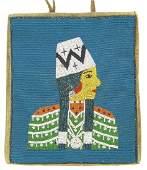 Nez Perce Beaded Bag