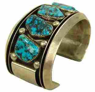 Navajo Bracelet - Henry Sam