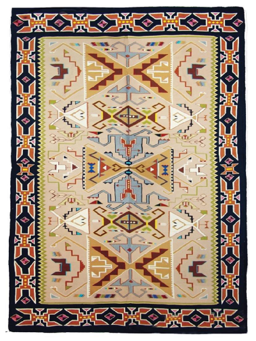 Huge Navajo Rug/Weaving