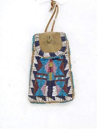 Kiowa Beaded StrikeALite Bag