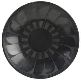 San Ildefonso Pottery Plate - Maria Martinez