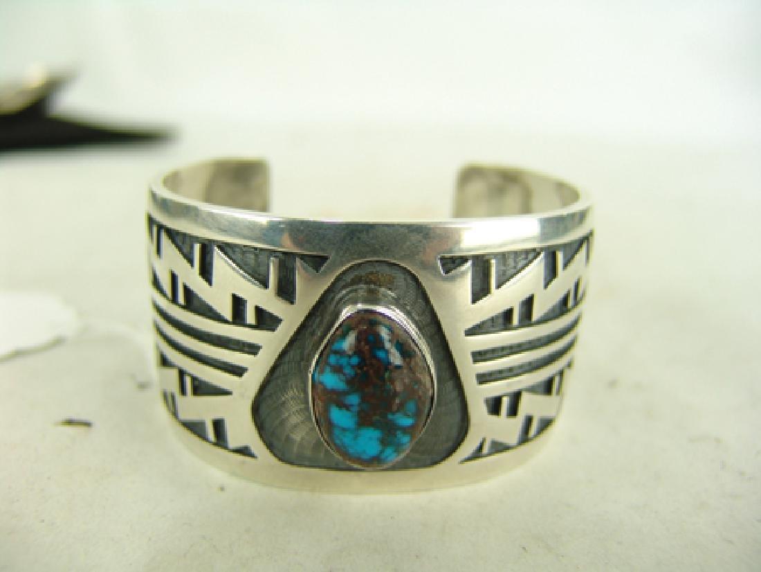 Hopi Bracelet - Marcus Coochwikvia - 4