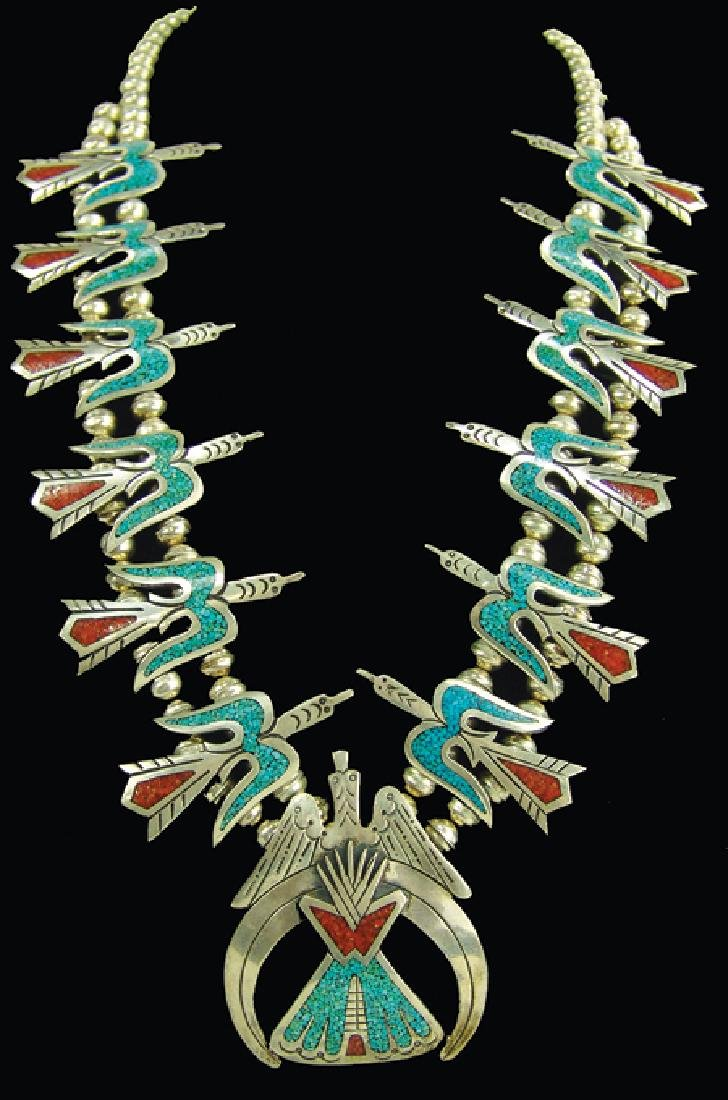 Navajo Necklace - Tommy Singer (1940-2014)