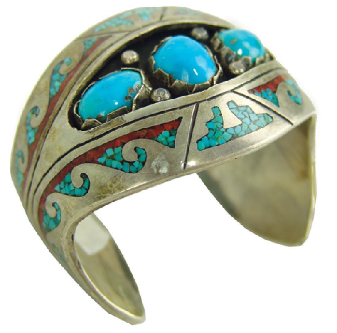 Navajo Bracelet - Charlie Singer