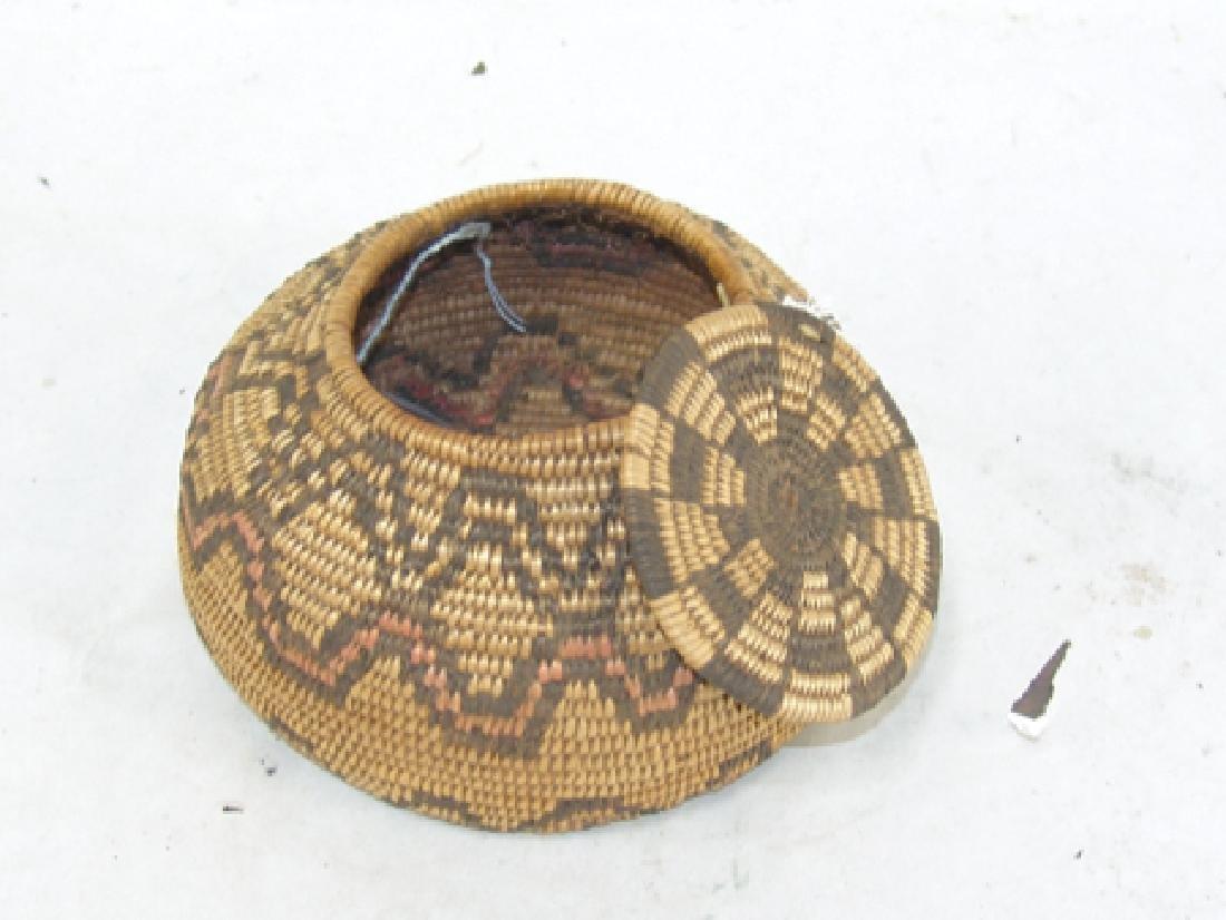 Apache Basket - 4