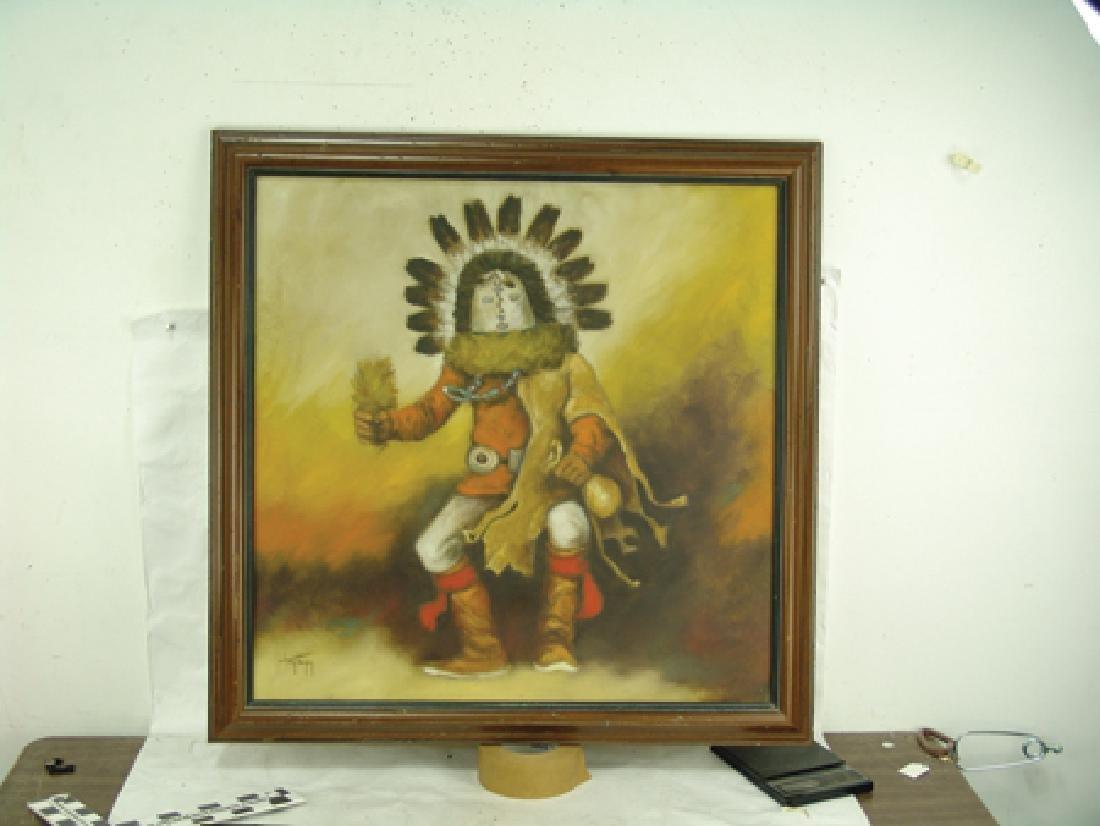 Tony Begay, Navajo (1941-1973) - 2