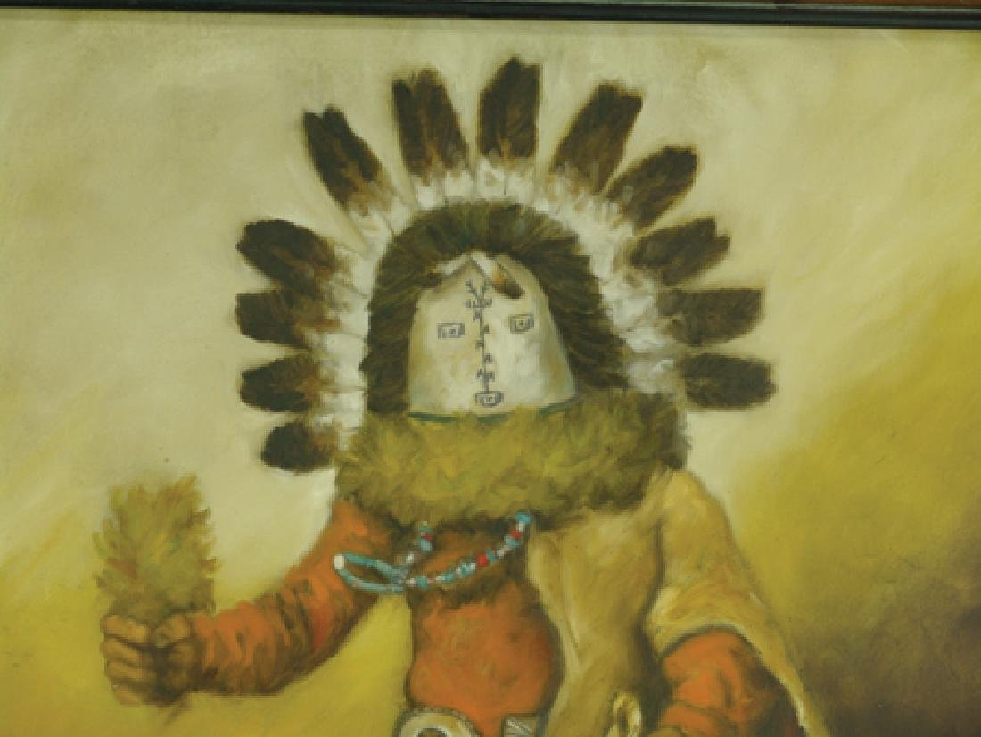Tony Begay, Navajo (1941-1973) - 3