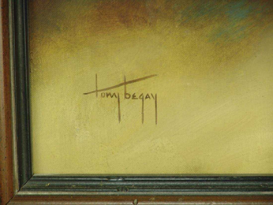 Tony Begay, Navajo (1941-1973) - 4