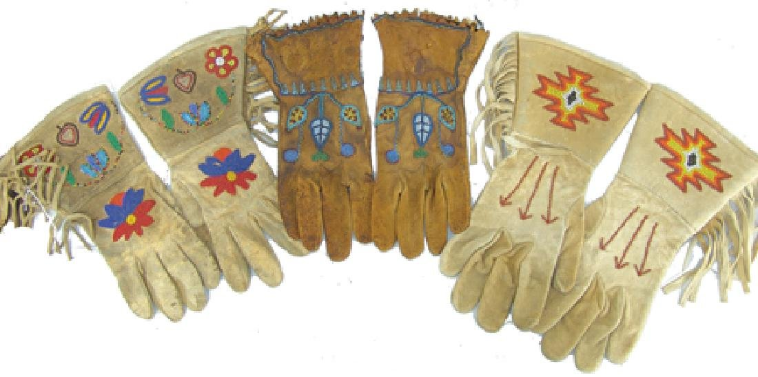 Beaded Glove Collection