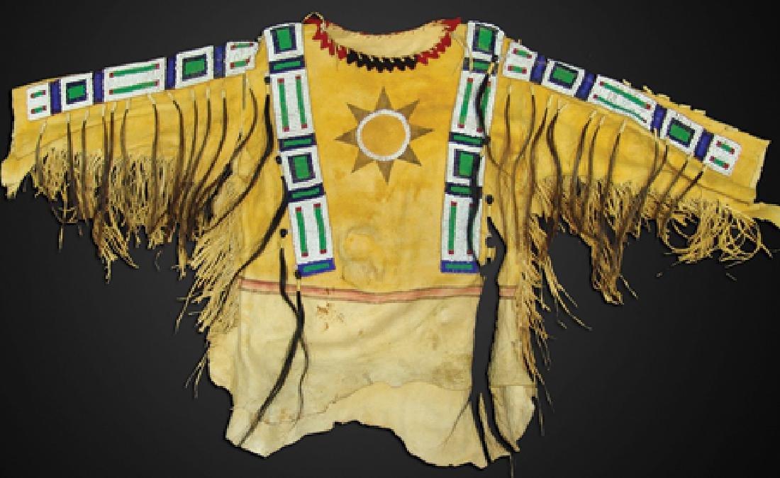 Cheyenne Style War Shirt
