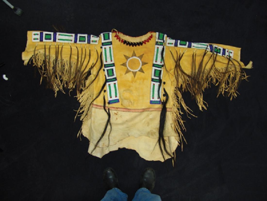 Cheyenne Style War Shirt - 2