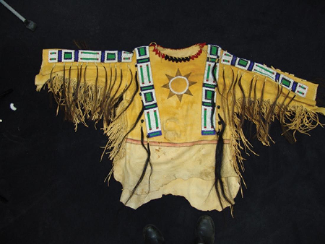 Cheyenne Style War Shirt - 3