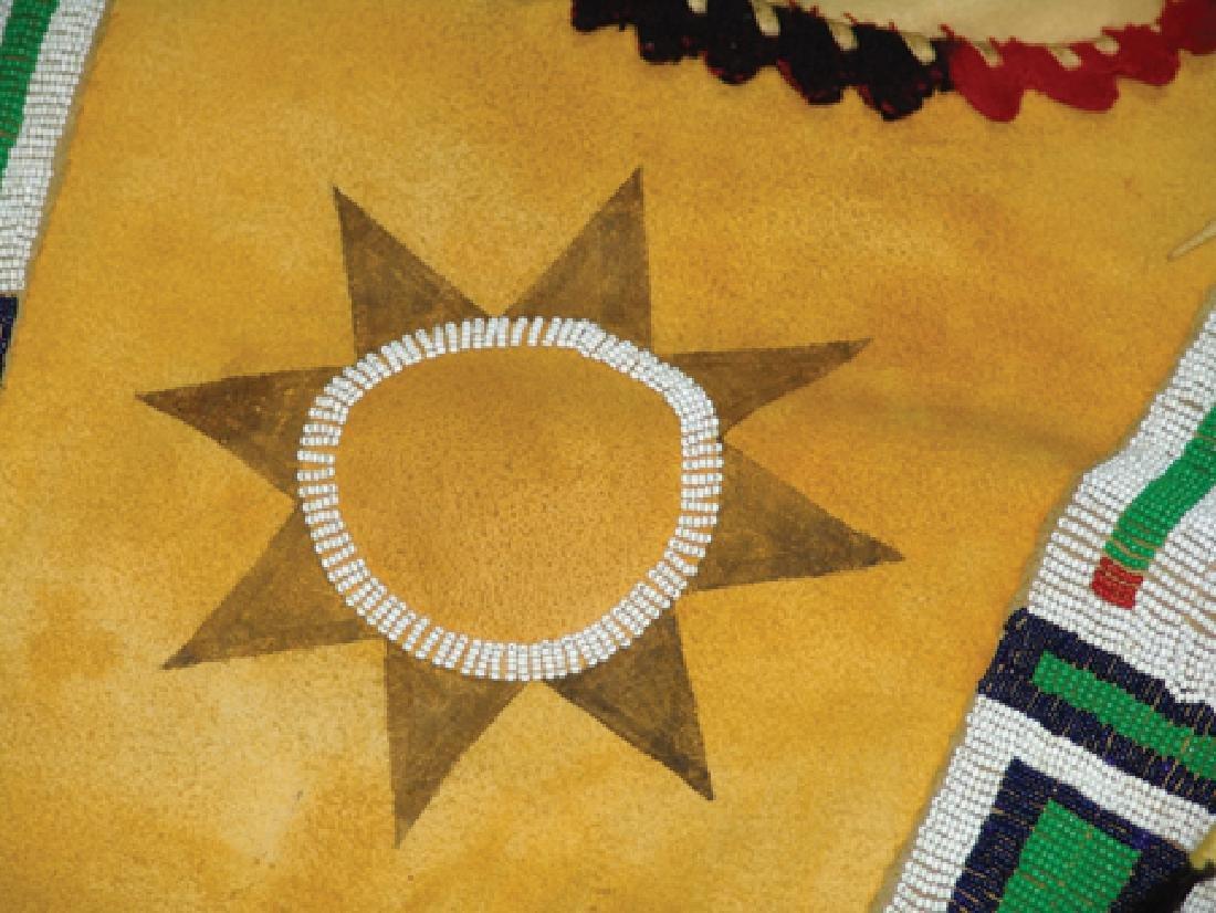 Cheyenne Style War Shirt - 5