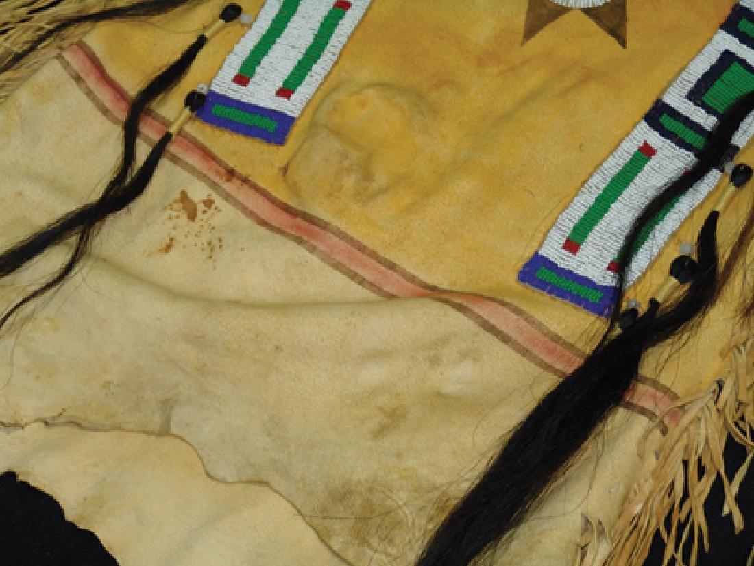 Cheyenne Style War Shirt - 7