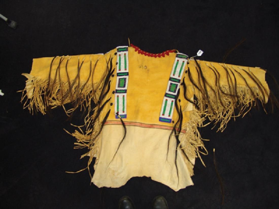Cheyenne Style War Shirt - 8