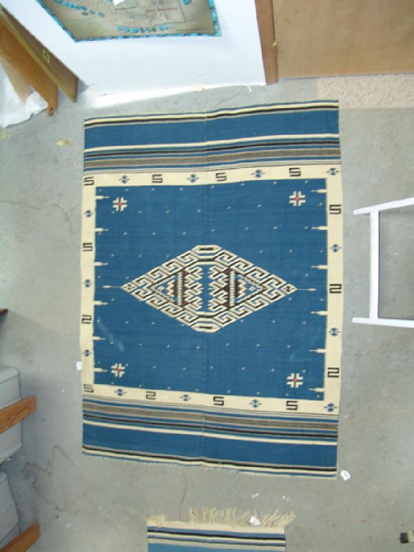 Saltillo Blanket - 2