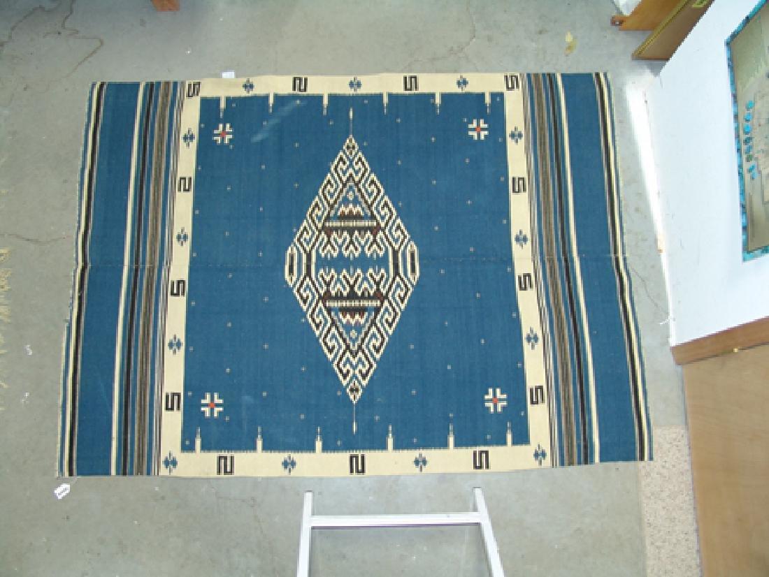 Saltillo Blanket - 3