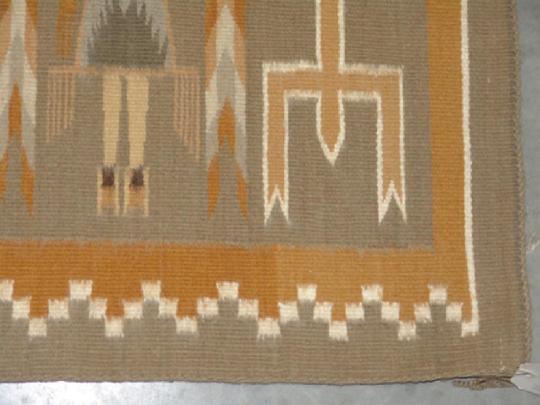 Navajo Rug/Weaving - Linn(?) Tsosie - 4