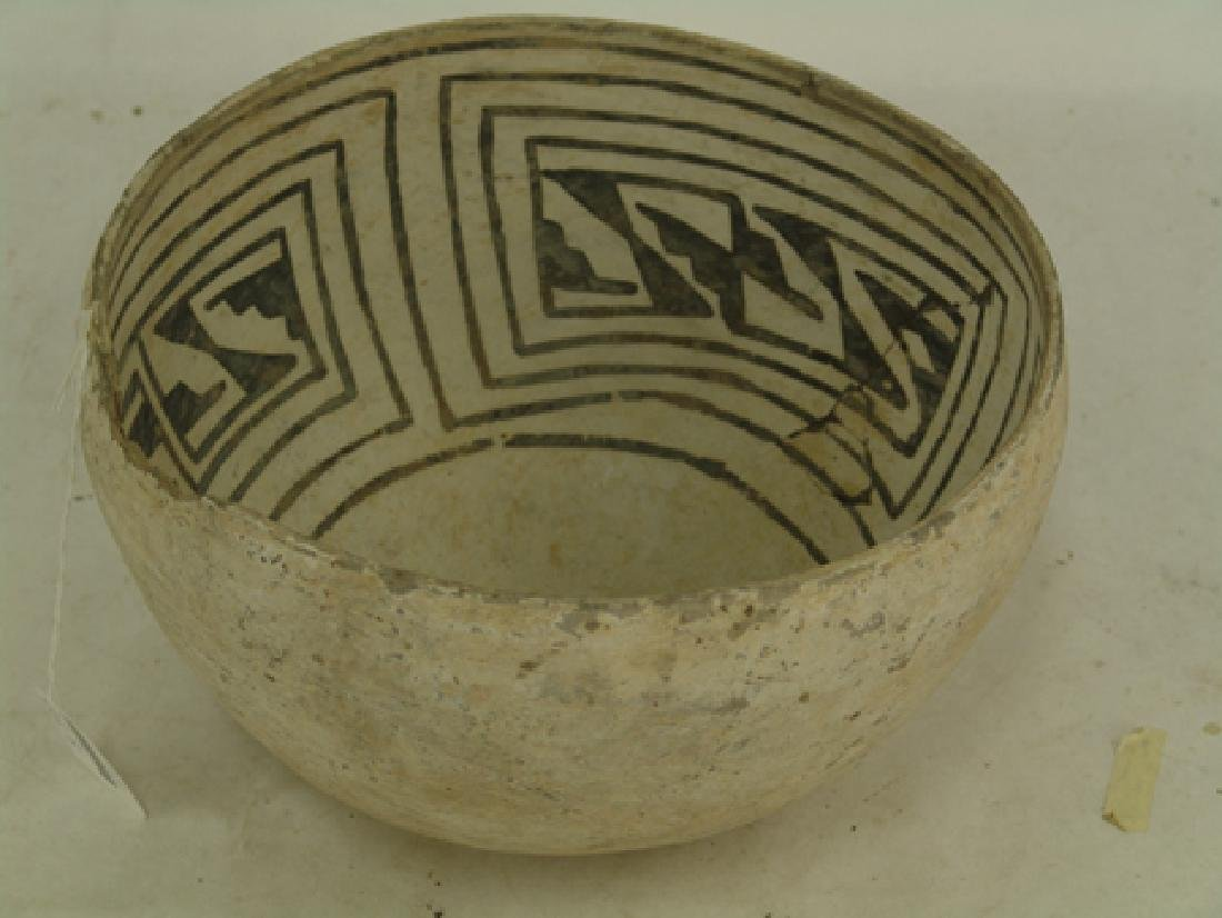 Anasazi Pottery Bowl - 3