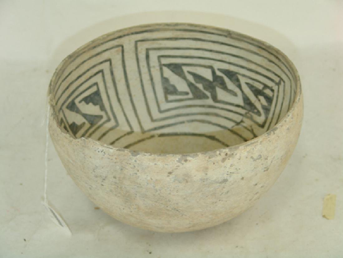 Anasazi Pottery Bowl - 4