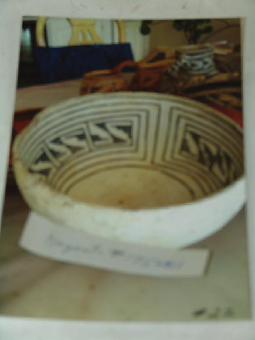 Anasazi Pottery Bowl - 8
