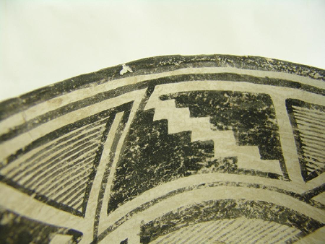 Anasazi Pottery Bowl - 4