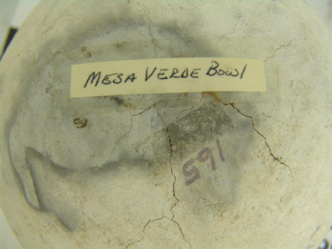 Anasazi Pottery Bowl - 7