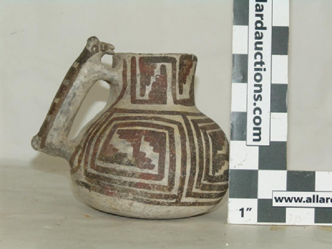Anasazi Pottery Pitcher - 5