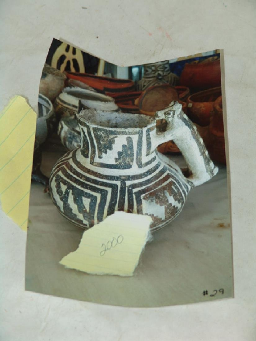 Anasazi Pottery Pitcher - 8