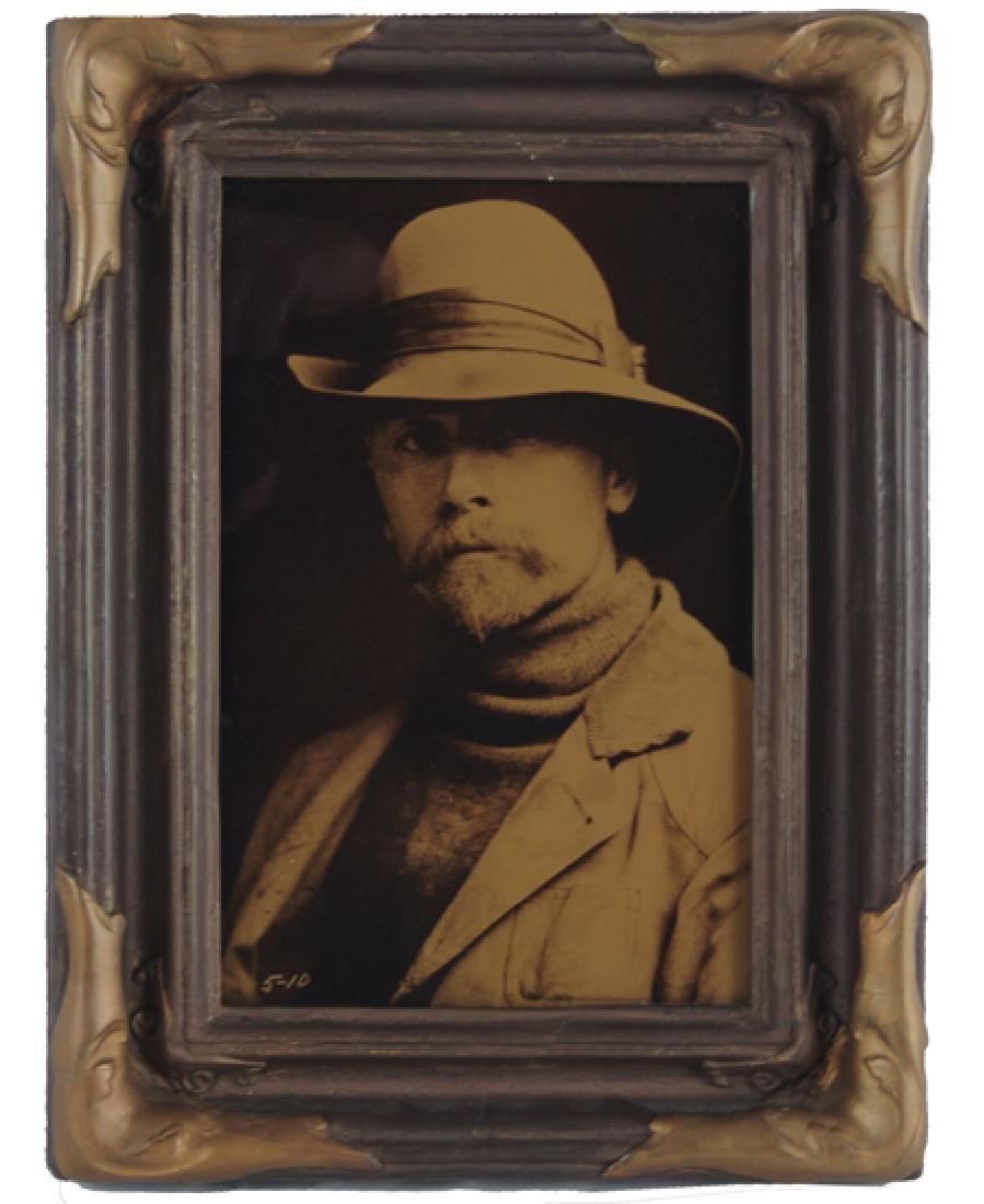E.S. Curtis Goldtone Photo