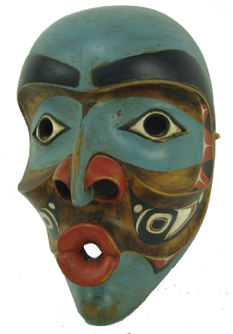 Kwakiutl Mask - Ken Kidder