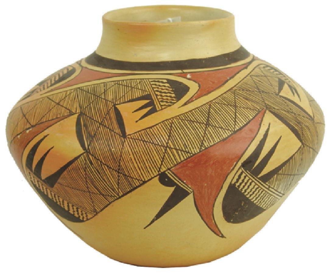 Hopi Pottery Jar - Rachel Nampeyo (1903-1985)
