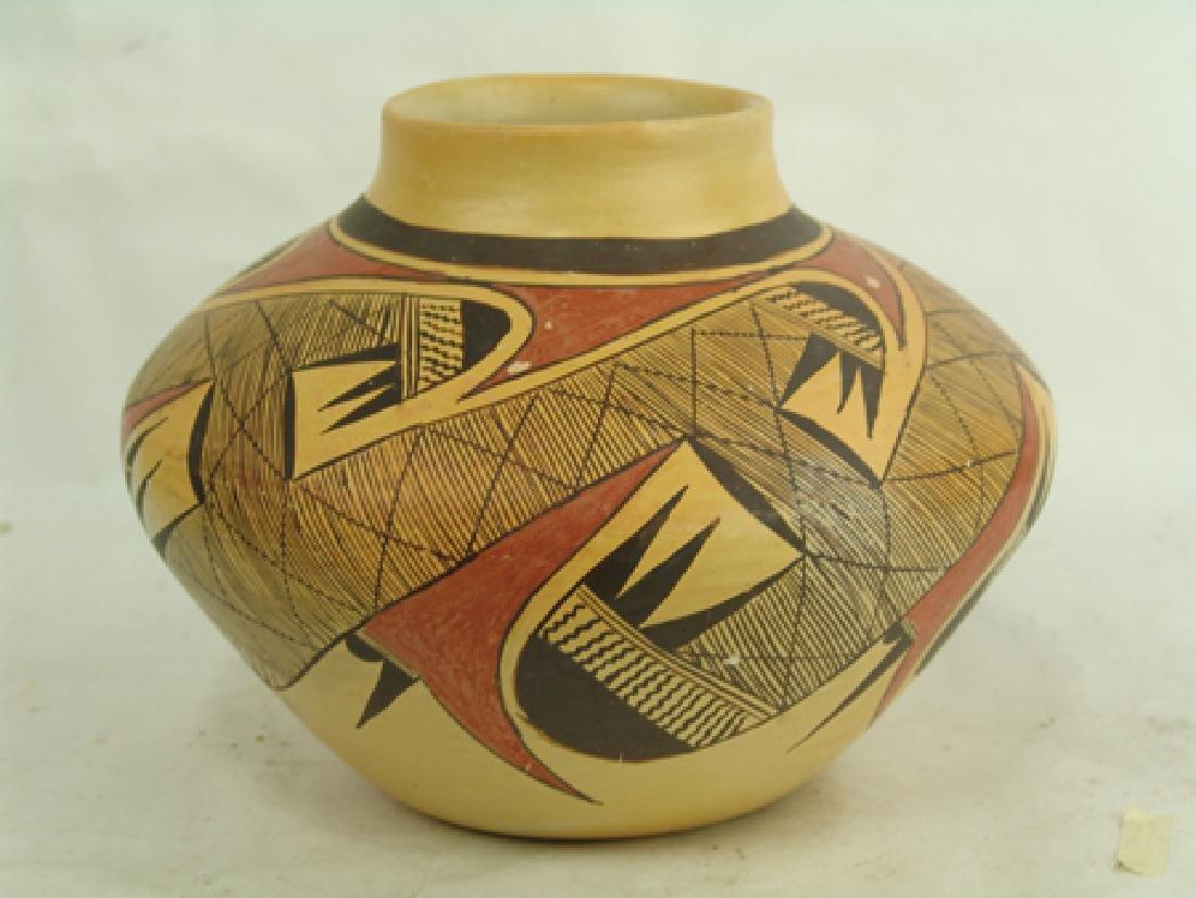 Hopi Pottery Jar - Rachel Nampeyo (1903-1985) - 2