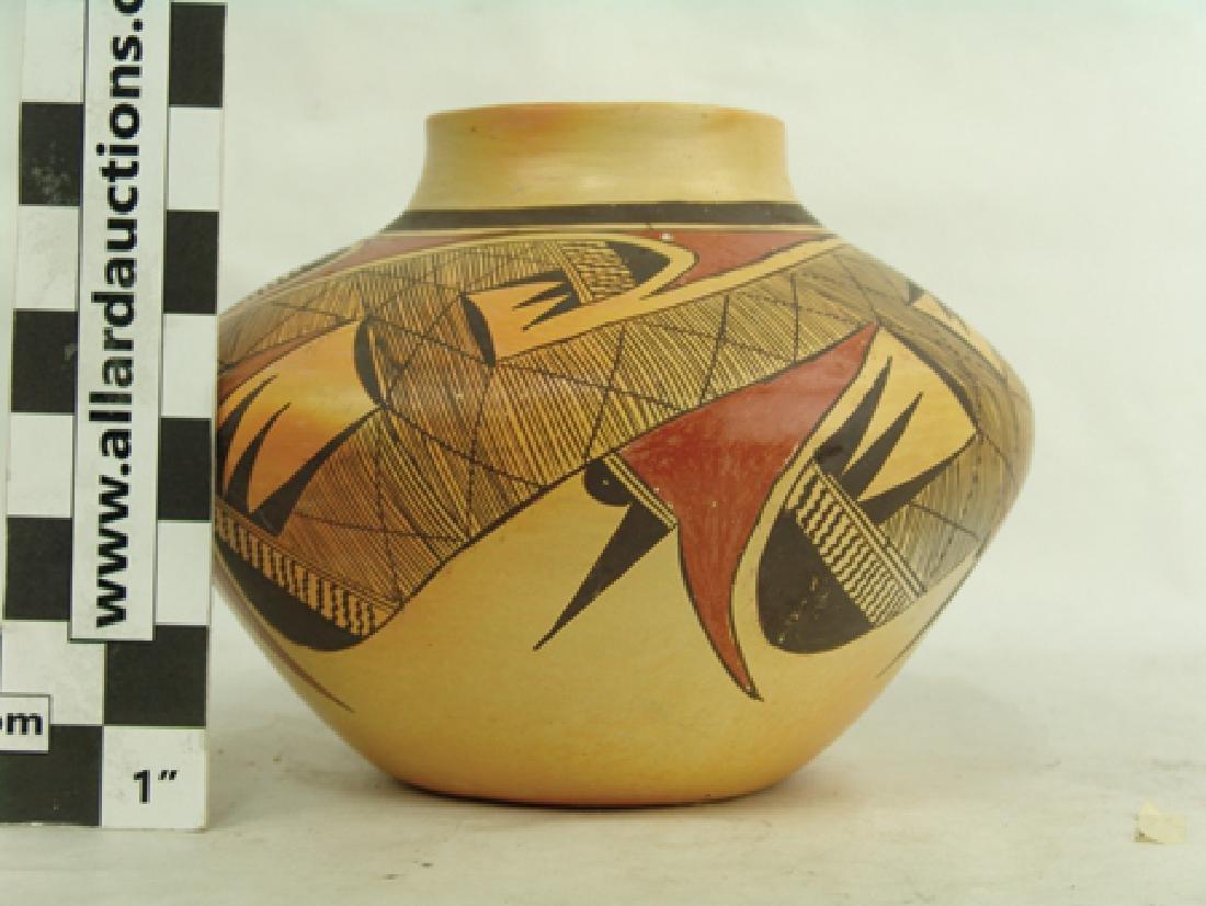 Hopi Pottery Jar - Rachel Nampeyo (1903-1985) - 3
