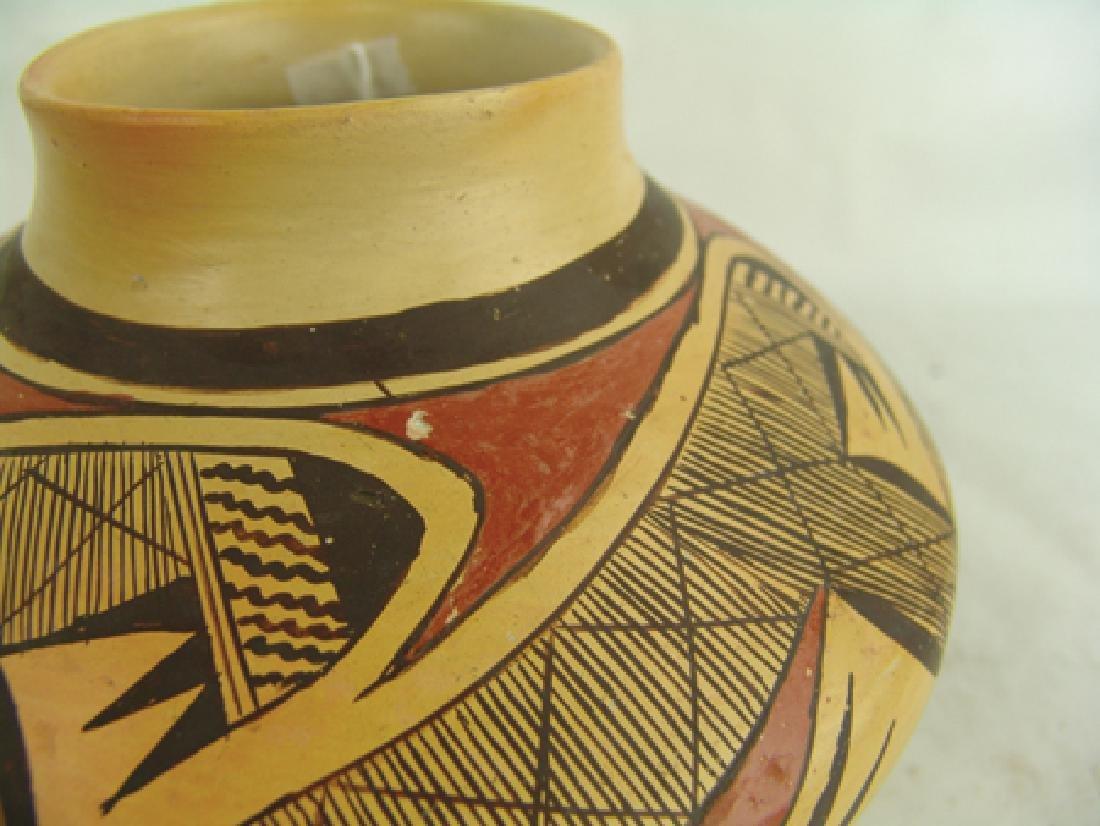 Hopi Pottery Jar - Rachel Nampeyo (1903-1985) - 6
