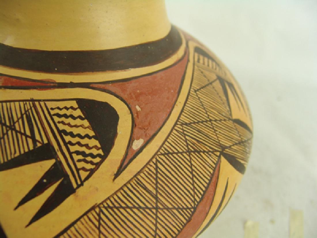 Hopi Pottery Jar - Rachel Nampeyo (1903-1985) - 7