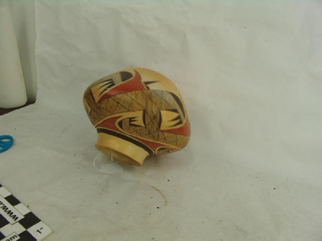 Hopi Pottery Jar - Rachel Nampeyo (1903-1985) - 8
