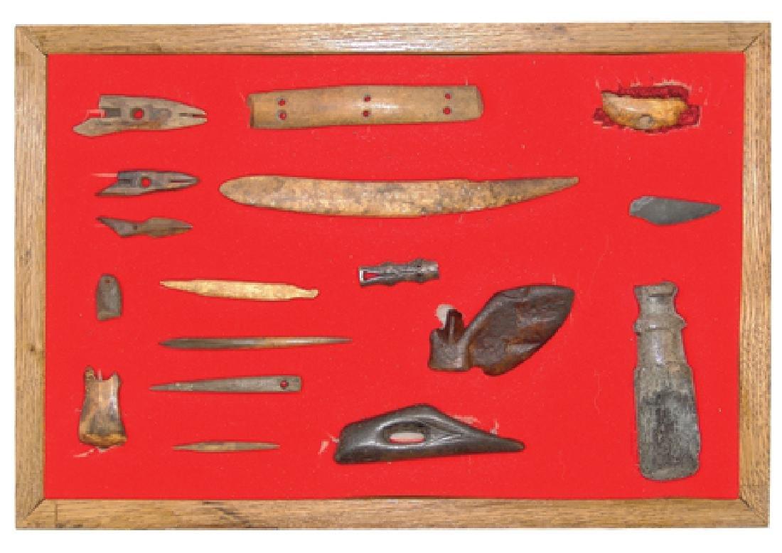 Eskimo Bone Relics