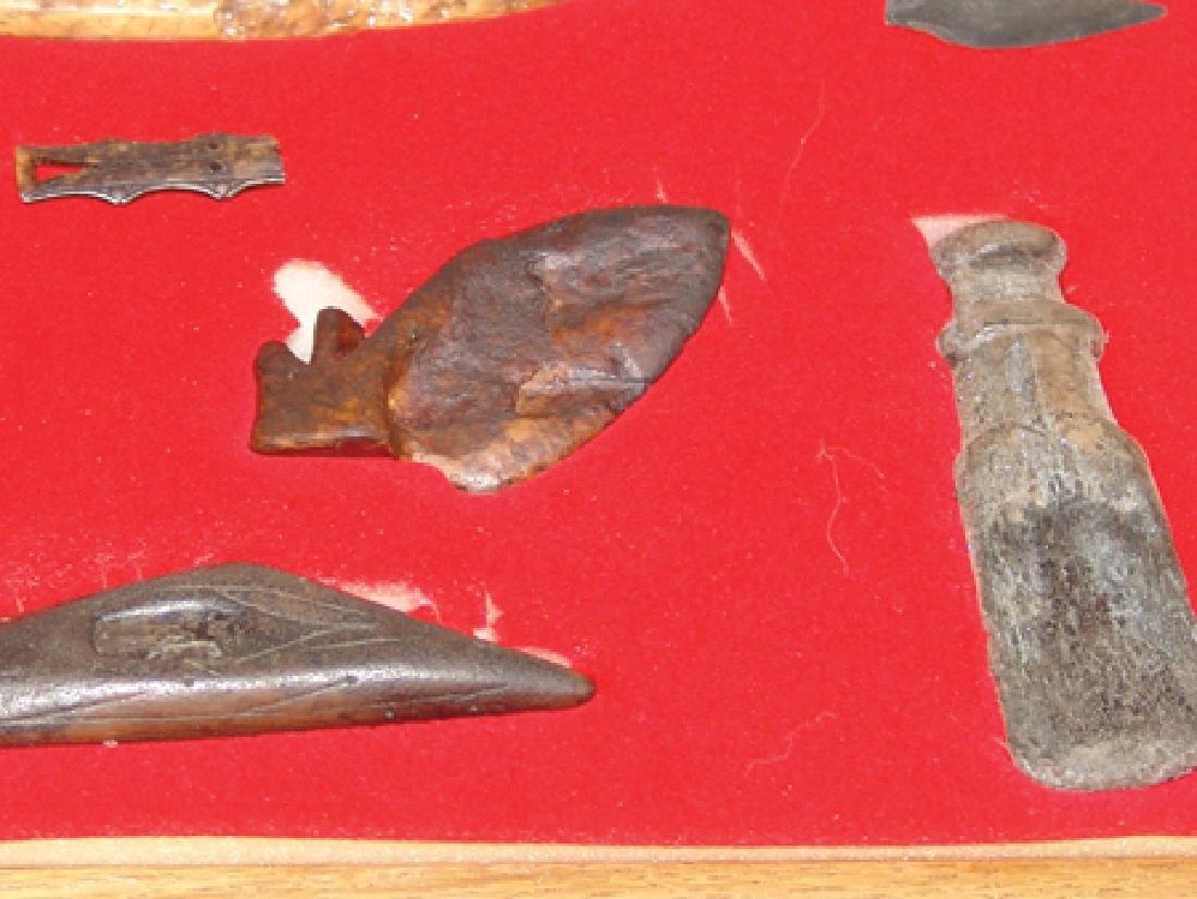 Eskimo Bone Relics - 6