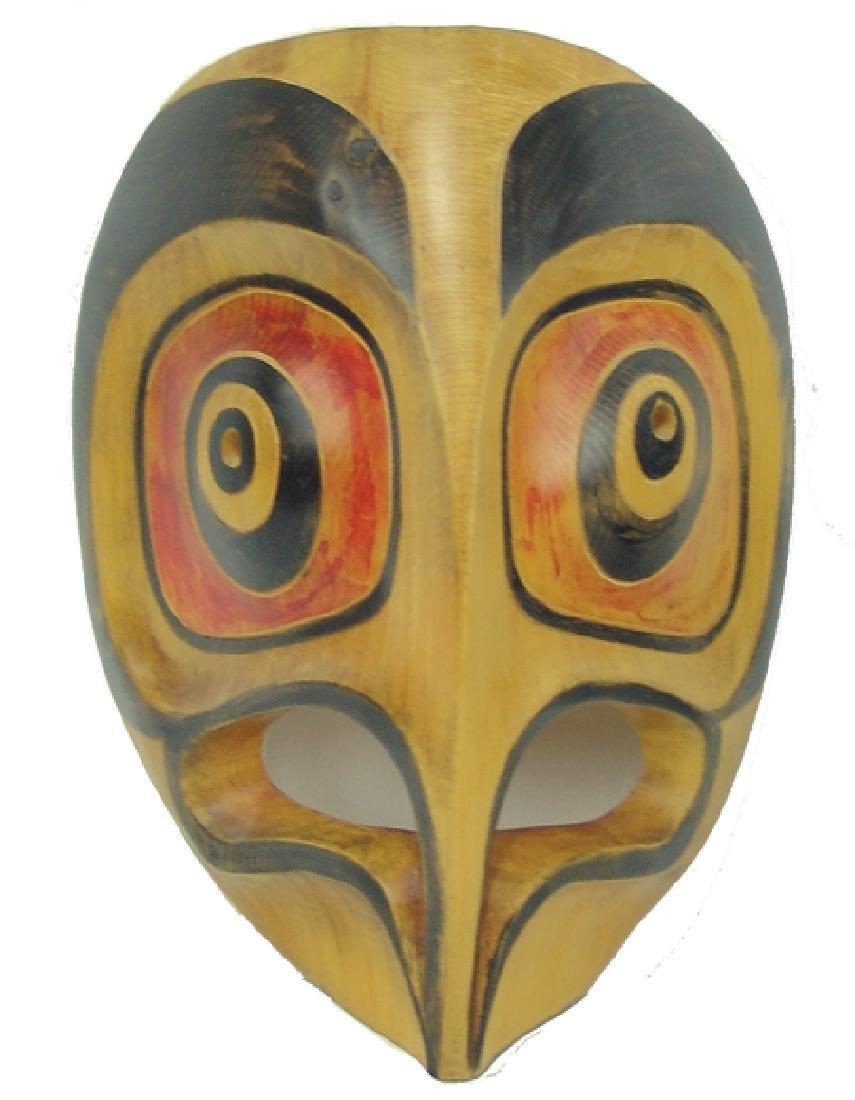 NW Coast Maskette - Jacob Lewis