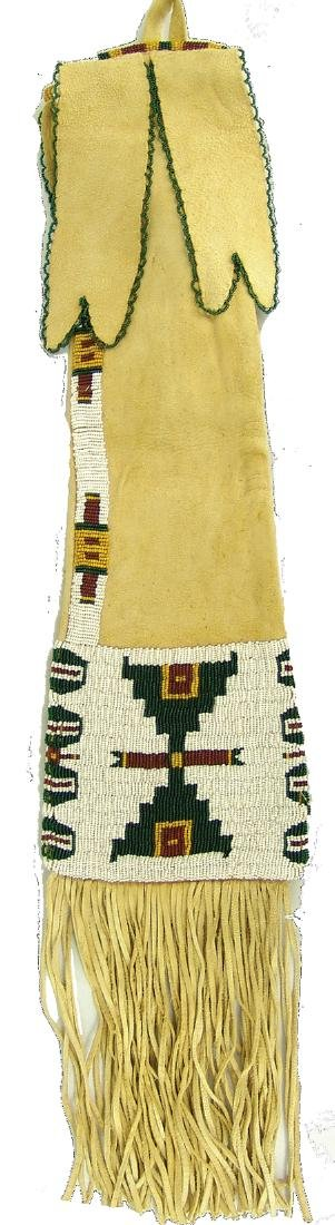 Cheyenne Beaded Pipebag