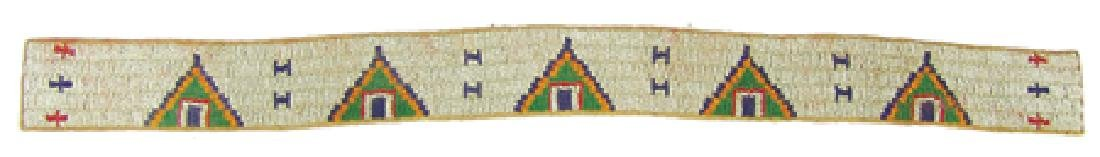 Arapaho Beaded Strip