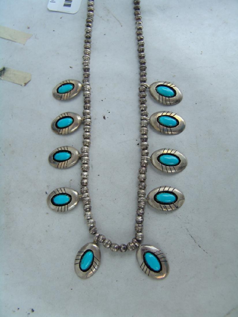 Navajo Necklace - Thompson Piaso - 3