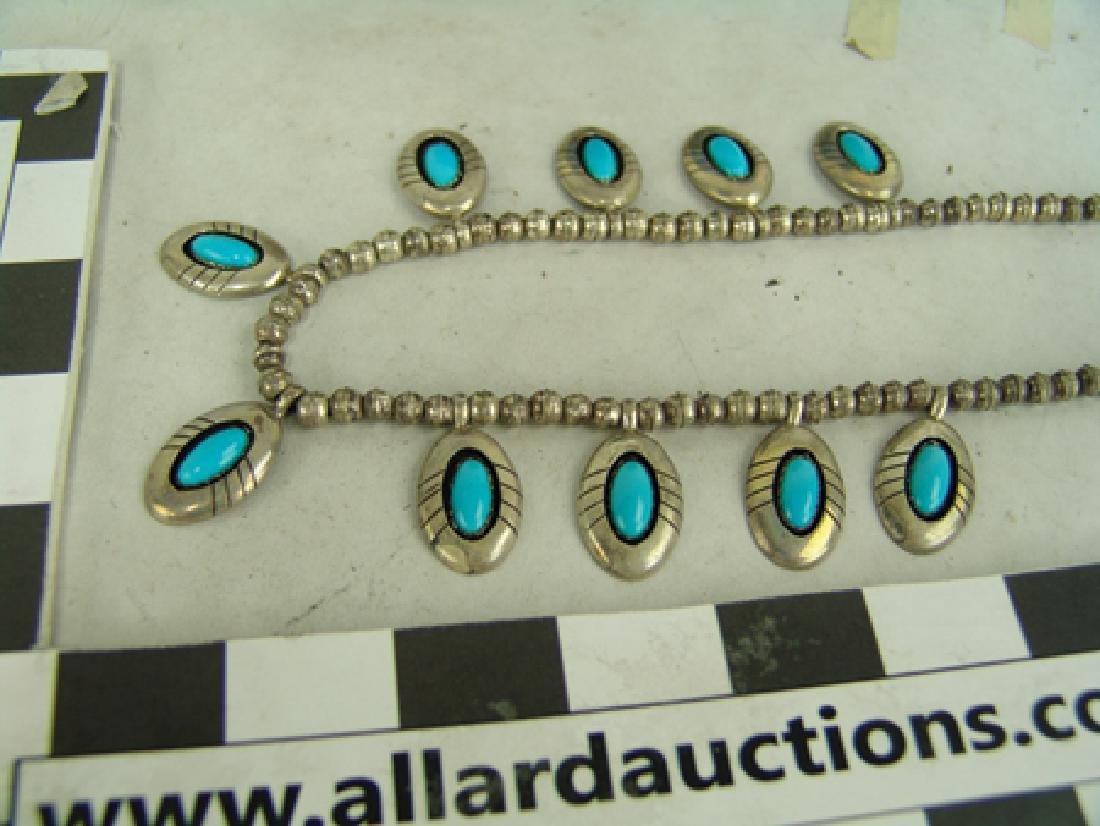 Navajo Necklace - Thompson Piaso - 4