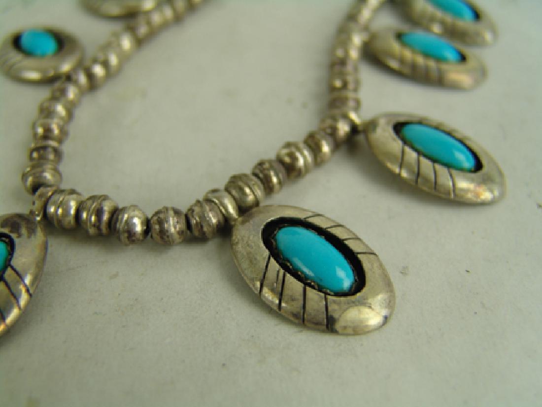 Navajo Necklace - Thompson Piaso - 5