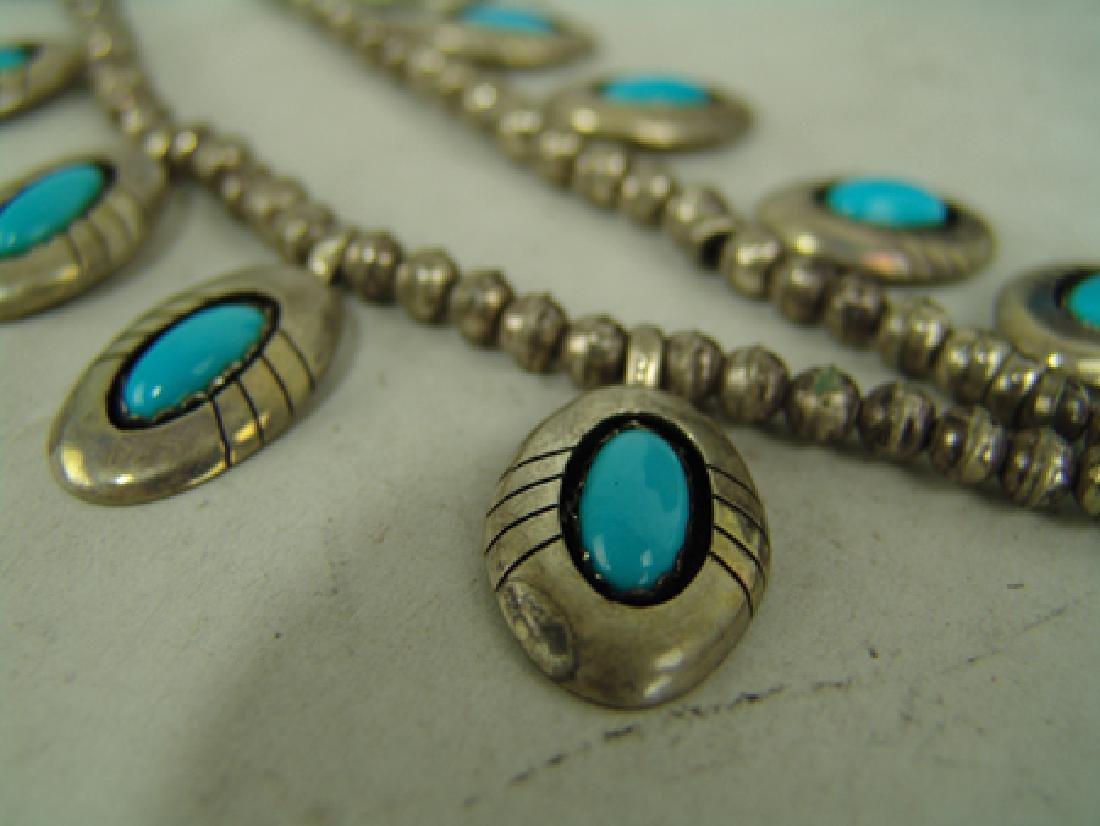 Navajo Necklace - Thompson Piaso - 6