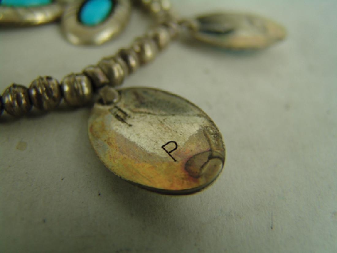 Navajo Necklace - Thompson Piaso - 7