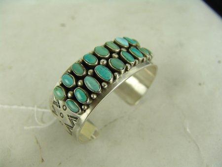 Navajo Bracelet - Edison Begay - 2