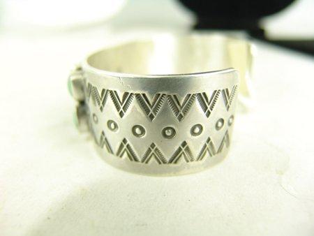 Navajo Bracelet - Edison Begay - 3