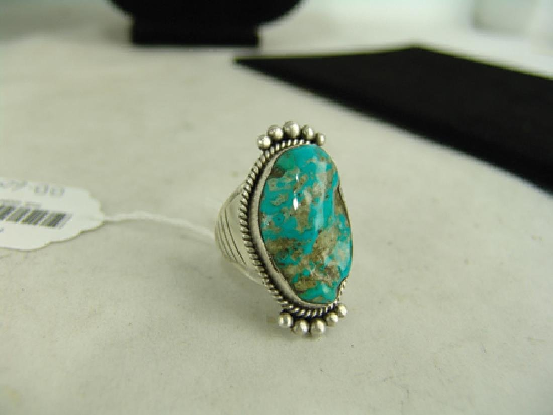 Navajo Ring - Edison Begay - 2
